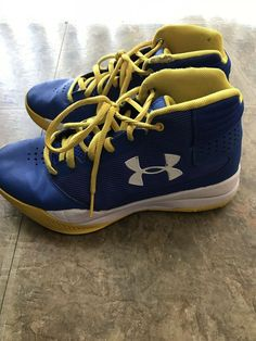 a41ce5e6 Youth Under Armour Basketball Shoes Youth Size 4 #fashion #clothing #shoes  #accessories #kidsclothingshoesaccs #boysshoes (ebay link)