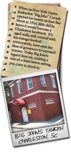 Big John's Charleston, SC