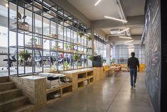 Habita Coworking Office | PAB Architects