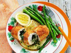 "[Chicken Kiev](http://www.foodtolove.com.au/recipes/chicken-kiev-18527|target=""_blank"")"