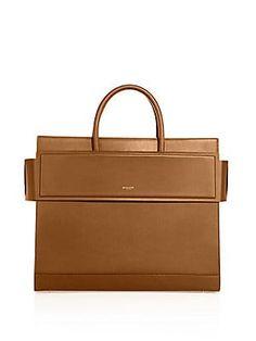 Givenchy - Horizon Medium Leather Tote Givenchy Horizon f27ea67a93e