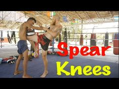 By far the best instructional video for a spear knee.  #muaythai #technique #training