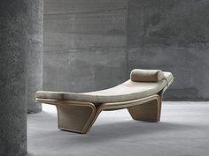 contemporary rattan lounge chair RELAX 99003 LOOM by Leo Theosabrata Aidata USA