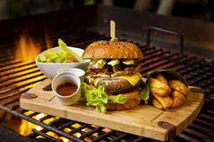 Burger @ Ibis Samui Bophut #Thailand