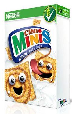 CINI MINIS ®   Nestle Cereals