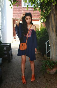 HONEY & SILK: Two Birds - everything about this look
