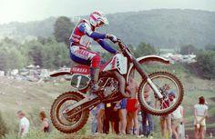 Danny LaPorte - Vintage & FIM World Motocross 250cc Champion
