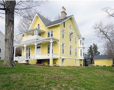 Gothic Revival 16 1st Nyack NY For Sale