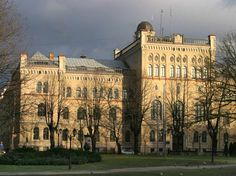 University of Latvia - Riga - LATVIA