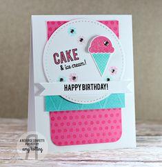 Reverse Confetti | Celebrate Cake, Whole Lotta Dots