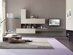 19 Impressive Contemporary TV Wall Unit Designs For Your Living Room - Top Inspirations