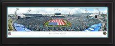Jacksonville Jaguars Panoramic - Everbank Field - NFL Panorama $199.95