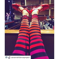 #mulpix #WhatdIMiss: This photo from the Savannah Dance Collective (@savannahdanceproject). It's of someone's red LaDuca…