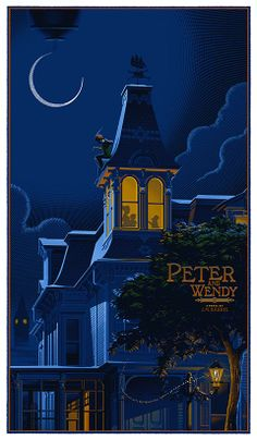 Peter & Wendy at http://anormaly.com/design/stunning-movie-posters-with-retro-makeover-you-should-see--123