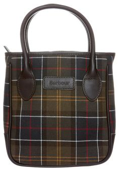 Barbour Borsa a mano - marrone