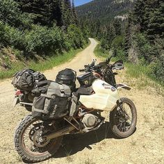 """669 Likes, 4 Comments - Dual Sport Panama (@dualsportpanama) on Instagram: """"""""I loved the riding in Montana, it seems like that state went on forever. In a good way"""" Repost…"""""""