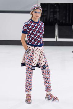 Chanel Printemps/Eté 2016, Womenswear - Défilés (#23177)