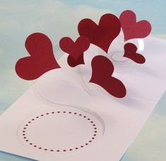 Hey, I found this really awesome Etsy listing at https://www.etsy.com/listing/175288948/valentines-day-card-spiral-pop-up-3d