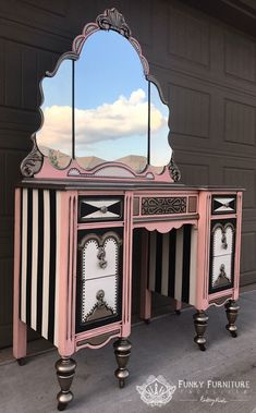 Funky Furniture Facelifts By Brittany Pistole on Home Inteior Ideas 1805