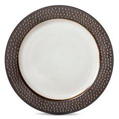 Threshold™ Barnet Bronze Round Salad Plate - Set of 4 : Target