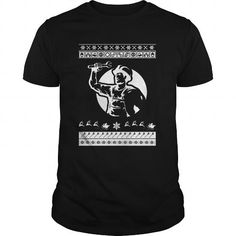 Awesome Tee Merry Christmas Mechanic T-Shirts
