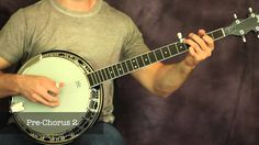 "Adele ""Someone Like You"" Banjo Lesson (With Tab)"