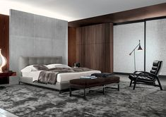 Minotti Ipad - BETTEN - DE | ANDERSEN BED QUILT