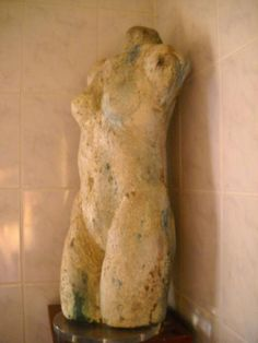 Other Artwork - Life-size 'Venus' Female Torso Figure mounted on a Stand century - make an offer for sale in Cape Town Female Torso, Cape Town, Venus, Artwork, How To Make, Life, Collection, Work Of Art, Auguste Rodin Artwork