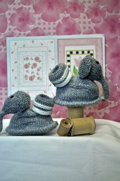 baby booties, baby shower gift, hand knitted baby booties, elephant booties