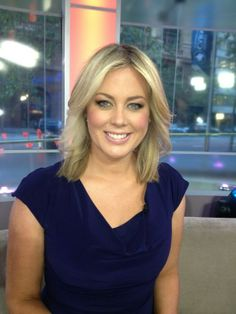 Tv Presenters, Aussies, Mirror Mirror, Put On, Bobs, Hair Ideas, Hair Makeup, Beautiful Women, Make Up