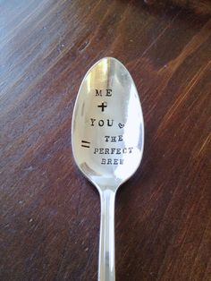 Sugar Spoon Sugar ohh honey honey Hand by ForSuchATimeDesigns