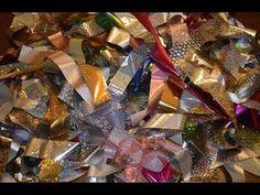 Tutorial Foil - Applicazione, decorazione, unghie gioiello - YouTube