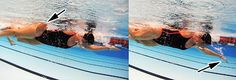 Overgliding and Inefficiency in Swimming