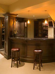 Home Bar Ideas: 89 Design Options | Kitchen Designs - Choose Kitchen Layouts