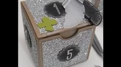 Hannelore Drews - YouTube Hannelore Drews, Happy New Year, Snow Globes, Stampin Up, Blog, Frame, Party, Youtube, Outfit