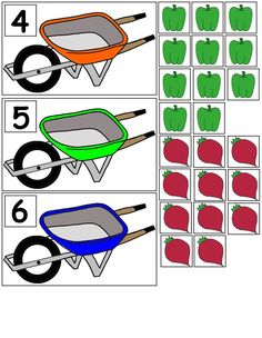 Counting Kindergarten Math Worksheets, Maths Puzzles, Preschool Activities, Lkg Worksheets, Grande Section, Math Stations, School Readiness, Childhood Education, Teaching Tools