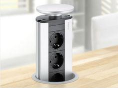 evoline portstopcontact keukenbladport evoline stopcontact zuil, Meubels Ideeën