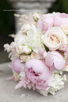Blush Wedding Flowers - Beautiful Blush Floral Designs!