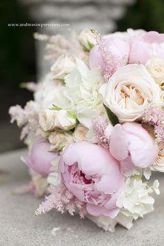 Blush Wedding Flowers - Beautiful Blush Floral Designs!