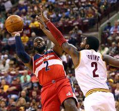 Blog Esportivo do Suíço:  LeBron James não evita derrota dos Cavs para os Wizards em teste final