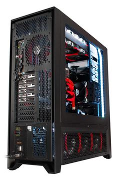 Digital Storm's Hailstorm II Desktop Gaming PC Can Fit Up to Three Nvidia GTX Titan Graphics Cards