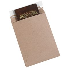 Utility Kraft Flat Mailers from 4mailers.com #packaging #packagingmaterials #moving #shippingmaterials