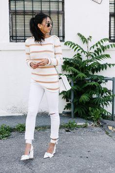 Foto de Looks con pantalones blancos (9/9)