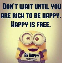 Minion 2 - be happy