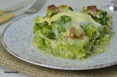 Le lasagne con broccoli e salsiccia sono un primo piatto adatto alle occasioni speciali, dal gusto irresistibile e semplice da preparare. Pasta Con Broccoli, Gnocchi, Sprouts, Vegetables, Cooking, Ethnic Recipes, Number, Moma, Dolce
