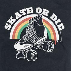 Ames Bros Skate Or Die Women's T-shirt