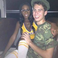 Such a cute couple