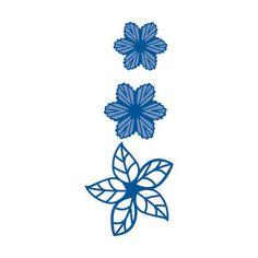 Marianne Design Creatables Die - Flower Fantasy LR0128