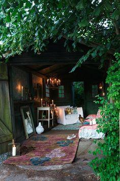~bohemian shed