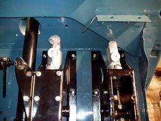 Rem en koppeling cilinder